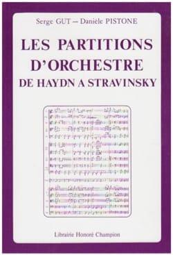 Les partitions d'orchestre de Haydn à Stravinsky - laflutedepan.com