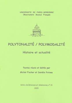 Polytonalité / Polymodalité laflutedepan