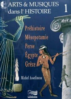 Arts et musiques dans l'histoire, vol. 1 - laflutedepan.com