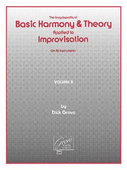 Basic harmony and theory applied to improvisation, vol. 2 laflutedepan