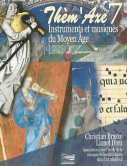 Thèm'Axe n° 7 : Instruments et musiques du Moyen-Âge laflutedepan
