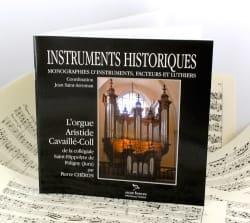 L'orgue Aristide Cavaillé-Coll de la collégiale Saint-Hippolyte de Poligny laflutedepan