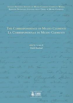 The correspondence of Muzio Clementi CLEMENTI Livre laflutedepan