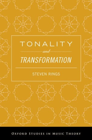 Tonality and transformation Steven RINGS Livre laflutedepan