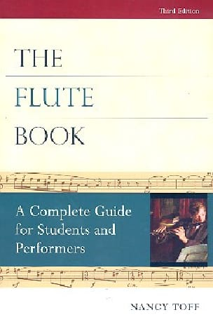 The Flute Book - Nancy TOFF - Livre - laflutedepan.com
