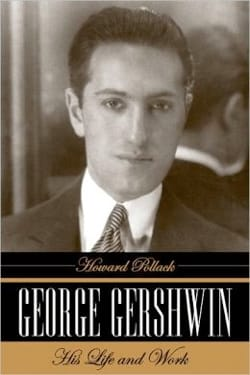 George Gershwin - His life and his work (Livre en anglais) - laflutedepan.com
