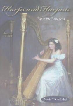 Harps and Harpists Roslyn RENSCH Livre Les Instruments - laflutedepan