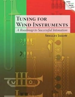 Tuning for wind instruments (Livre en anglais) laflutedepan