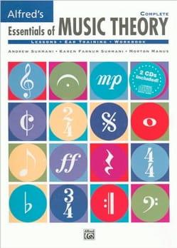 Essentials of music theory (Livre en anglais) - laflutedepan.com
