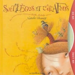 Sortilèges et carafons Anne LOYER Livre Contes musicaux - laflutedepan