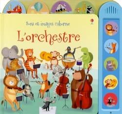Sam TAPLIN - L'orchestre - Livre - di-arezzo.fr