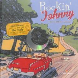SENABRE Éric / MERLIN Christophe - Rockin' Johnny - Livre - di-arezzo.fr