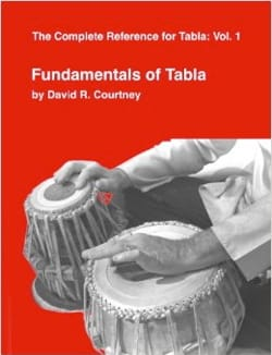 Fundamentals of Tabla : vol. 1 (Livre en anglais) laflutedepan