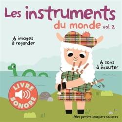 Marion BILLET - Les instruments du monde, vol. 2 - Livre - di-arezzo.fr
