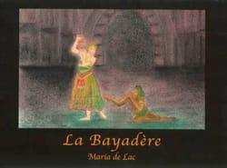 La Bayadère Maria de LAC Livre Contes musicaux - laflutedepan