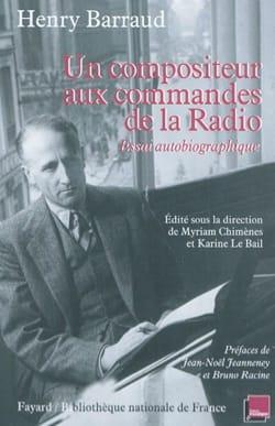 Un compositeur aux commandes de la Radio : essai autobiographique laflutedepan