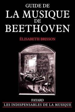 Guide de la musique de Beethoven Élisabeth BRISSON Livre laflutedepan