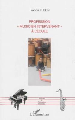 Profession musicien intervenant à l'école - laflutedepan.com