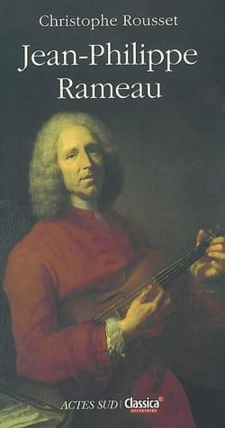 Jean-Philippe Rameau Christophe ROUSSET Livre laflutedepan