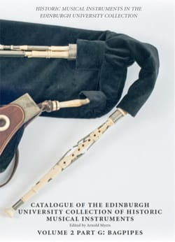 Catalogue of the Edinburgh University Collection of Historic Musical Instruments - laflutedepan.com