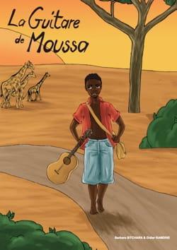 La guitare de Moussa (conte musical, partitions incluses) - laflutedepan.com