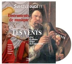 Instruments de musique : les vents Collectif Livre laflutedepan