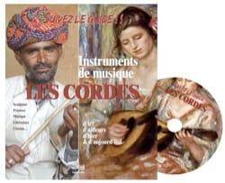 Instruments de musique : les cordes Collectif Livre laflutedepan