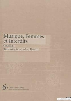 Musique, femmes et interdits - Aline TAUZIN - Livre - laflutedepan.com