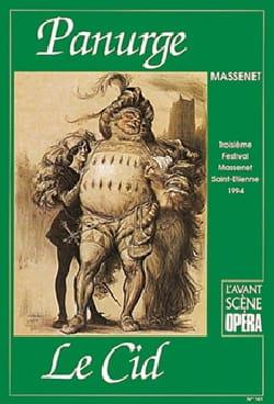 Avant-scène opéra (L'), n° 161 : Le Cid / Panurge - laflutedepan.com