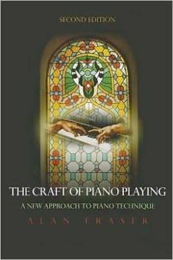 The craft of piano playing (Livre en anglais) - laflutedepan.com