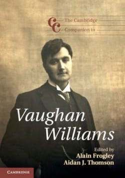 The Cambridge Companion to Vaughan Williams (Livre en anglais) - laflutedepan.com