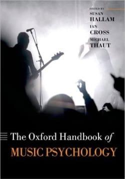Oxford Handbook of Music Psychology (Livre en anglais) laflutedepan