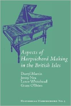 Aspects of Harpsichord Making in The British Isles - laflutedepan.com