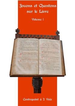 Le Contrepoint à 2 voix Collectif Livre Contrepoint - laflutedepan