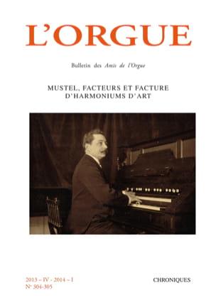 Revue - L'orgue, n° 304-305 (2013/4-2014/I) - Livre - di-arezzo.fr