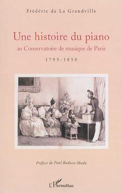 Une histoire du piano au Conservatoire de musique de Paris : 1795-1850 laflutedepan