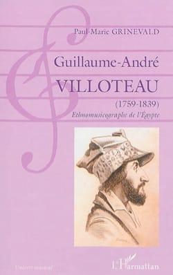 Guillaume-André Villoteau (1759-1839) : Ethnomusicographe de l'Égypte laflutedepan