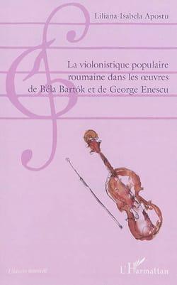 La violonistique populaire roumaine dans les oeuvres de Bartok et d'Enescu laflutedepan