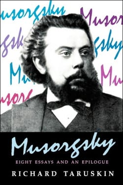 Musorgsky: Eight Essays and an Epilogue (Livre en anglais) - laflutedepan.com