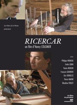 Ricercar (DVD) Henry COLOMER Livre Les Arts - laflutedepan