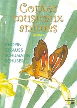 Collectif - Contes musicaux animés, vol. 2 (DVD) - Livre - di-arezzo.fr