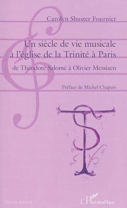 Un siècle de vie musicale à l'église de la Trinité à Paris laflutedepan