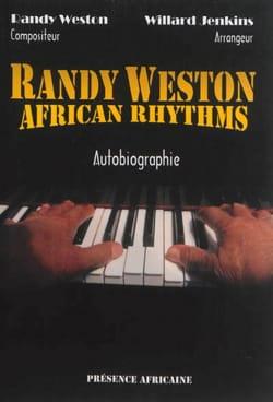 African rhythms : autobiographie Randy WESTON Livre laflutedepan
