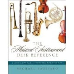 The musical instrument desk reference - laflutedepan.com