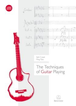 The techniques of guitar playing (livre + CD) - laflutedepan.com