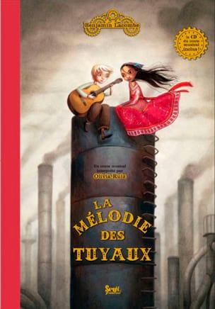 Benjamin LACOMBE - La mélodie des tuyaux - Partition - di-arezzo.fr