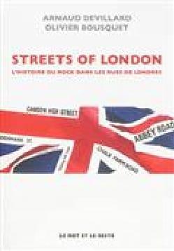 Streets of London: l'histoire du rock dans les rues de Londres laflutedepan
