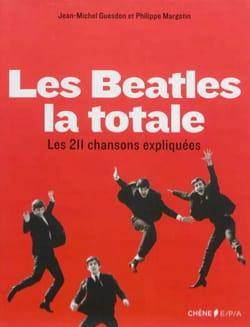 Les Beatles, la totale : les 211 chansons expliquées - laflutedepan.com