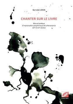 Chanter sur le livre: Manuel pratique d'improvisation polyphonique laflutedepan