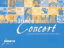 Une année au concert, vol 1 - Raymond MESPLÉ - laflutedepan.com